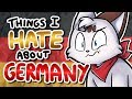 Things I DON'T LIKE About GERMANY! (As a British person)