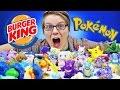 Pokemon Burger King Unboxing (1999)