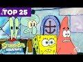 Top 25 Most Underrated SpongeBob SquarePants Jokes 🐟 | SpongeBob