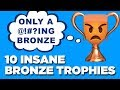 10 Insanely Difficult Bronze Trophies That Should Be Gold on the PS4