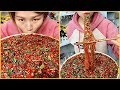 Eating Fast - Spicy Noodles Eating - #ASMR #mukbang