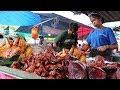 8 Weird Street Foods in Thailand | Taste Testing Bizarre Foods | Thai Street Food Tour 2018