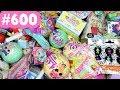 Random Blind Bag Box #600 - LOL Surprise Pets, Smooshy Mushy, Num Noms, Shopkins, Mini Whinnies