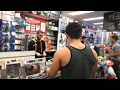 Kid steals PS4 from GameStop! MUST WATCH!!!