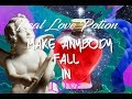 The Legendary Love Potion - Make Anybody Fall In Love With You - Subliminal Affirmations