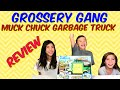 Grossery Gang Muck Chuck Garbage Truck | Toy Review - Gaboliam 321