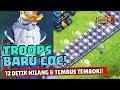 Troops BARU CoC | ROYALE GHOST - 12 DETIK GAK BISA DISERANG!!