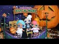 LOL SURPRISE DOLLS Go Through Halloween Haunted House and Go On Spinning Ride!