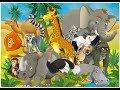Детская весёлая песенка про животных#Развивающая песенка#Жираф, слон, котик, зебра