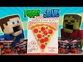 Five Nights at Freddy's PIZZA CANDY Pizzeria Simulator Blind Bag FNAF Unboxing! Jumpscare FYE