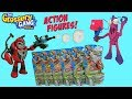 Grossery Gang Action Figures, Series 3, Putrid Power, Clean Team, Unboxing & Toy Review