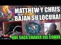 MATTHEW LE PIDE DISCULPAS POR DECIRLE DROGO XD!! | DOTA 2