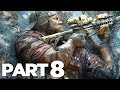 GHOST RECON BREAKPOINT Walkthrough Gameplay Part 8 - AI (FULL GAME)