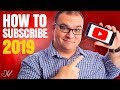 How To Subscribe On YouTube