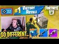 Tfue FIRST Victory Royale in Fortnite Chapter 2!