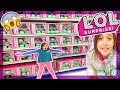 LOL Surprise DOLL OVERLOAD! WE FOUND A RARE! - TOY HUNTING! SERIES 2!