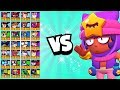 MAX Sandy 1v1 against EVERY Brawler   His Super is BROKEN