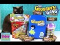 Grossery Gang Crusty Chocolate Bar Limited Edition Mushy Slushie 2 Pack Toy Opening   PSToyReviews