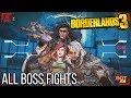 BORDERLANDS 3 All Boss Fights #Borderlands3BossFights