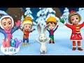 Новогодние Детские Песни - Здравствуй, гостья зима!