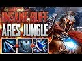 Popping Off! Ares Jungle Gameplay (SMITE Conquest)