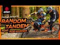 Martyn Ashton's Random Tandem | Ep. 1 - Mountain Biking Legend Rob Warner