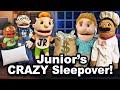 SML Movie: Bowser Junior's Crazy Sleepover!