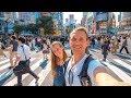 Die größte Stadt der Welt • Tokio • Shibuya Crossing Tokyo   VLOG #354