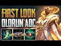 First Look   Olorun ADC Gameplay (SMITE Conquest)