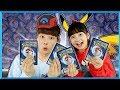 皮卡丘冲呀!神奇宝贝卡片对战游戏 | 凯文和游戏 KevinAndPlay