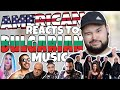 American REACTS // Bulgarian Music