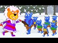 Lion Family Official Channel | Fairy Tales №5. Game of Thrones | Cartoon for Kids