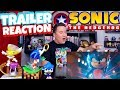 Sonic The Hedgehog Movie Trailer Reaction + Breakdown