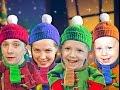 🎄 НОВОГОДНИЕ ПОЗДРАВЛЕНИЕ ОТ КАНАЛА Funny Family Games TV (FFGTV) веселое видео для детей