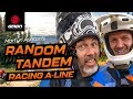 We Almost Crashed The Random Tandem! | Martyn & Blake Race A-Line | Whistler Crankworx 2019 POV