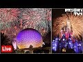 🔴Live: 4th of July Fireworks at Walt Disney World - 1080p Live Stream - 7-4-19