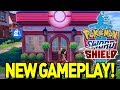 NEW GAMEPLAY TRAILER! Pokemon Sword and Shield Trailer and Update from Ohmori!