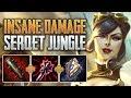 Insane Damage   Serqet Jungle Gameplay (SMITE Conquest)