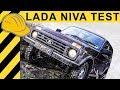 LADA NIVA TEST - OFFROAD LEGENDE? Russen Kult SUV REVIEW 2018