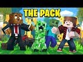 OVERPOWERED MINECRAFT MONSTERS INDUSTRIES w/ THE PACK! (Vikkstar, BajanCanadian, PeteZahHutt)