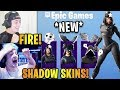 """Streamers GET the *NEW* """"SHADOW LEGENDS"""" Skins & Array Wrap! 
