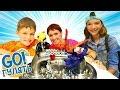 Москва для детей - Леди Баг и Маша Капуки в Иннопарке - Отдых в Москве - Куда сходить
