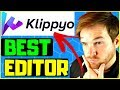 Klippyo Review - [Best Video Editor] For Make Money On Youtube Without Making Videos 2019