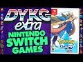 Nintendo Switch Games - Did You Know Gaming? extra Feat. Greg
