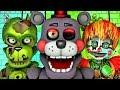 Five Nights at Freddy's Song (FNAF 6 SFM 4K Salvage)(Ocular Remix)