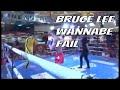 Kung Fu vs MMA - Bruce Lee Wannabe vs Xu Xiaodong Friend (Xuan Wu)