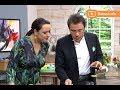 Ezgi Sertel'in konuğu Dr. Ender Saraç, acı biber çayı yapımını anlatıyor