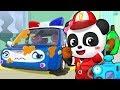 Super Car Mechanic | Monster Truck | Firefighter Song | Kids Songs | Kids Cartoon | BabyBus