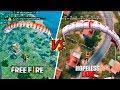 Garena Free Fire vs. Hopeless Land | Comparison 2019