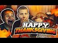 OUR FAMILY THANKSGIVING VLOG!!! **COOKING WITH MAMA REZ** JAYDEN AND KAYLEN HAD SO MUCH FUN!!!
